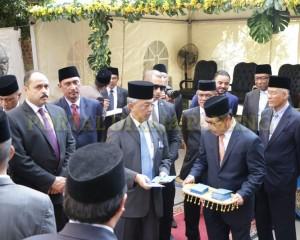 Tengku Mahkota  Pahang – Mesir  –  31