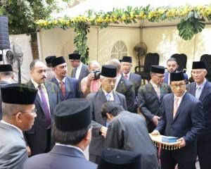 Tengku Mahkota  Pahang – Mesir  –  32