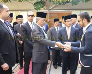 Tengku Mahkota  Pahang – Mesir  –  36