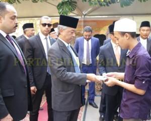 Tengku Mahkota  Pahang – Mesir  –  39