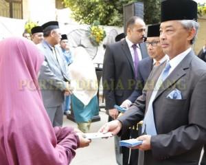 Tengku Mahkota  Pahang – Mesir  –  42