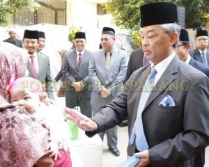 Tengku Mahkota  Pahang – Mesir  –  43