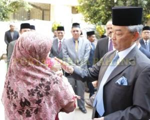 Tengku Mahkota  Pahang – Mesir  –  45