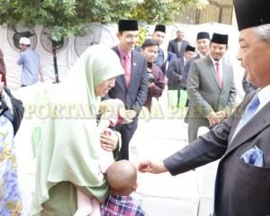 Tengku Mahkota  Pahang – Mesir  –  46