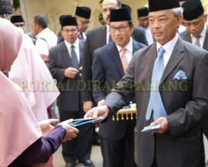 Tengku Mahkota  Pahang – Mesir  –  49