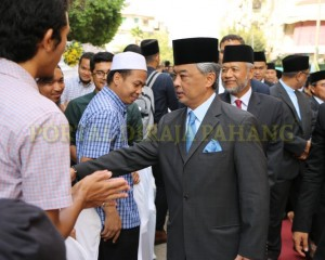 Tengku Mahkota  Pahang – Mesir  –  5