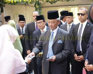 Tengku Mahkota  Pahang – Mesir  –  50