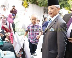 Tengku Mahkota  Pahang – Mesir  –  53