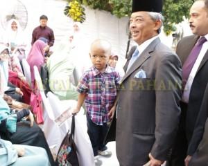 Tengku Mahkota  Pahang – Mesir  –  55
