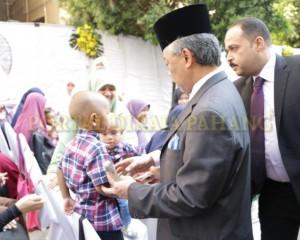 Tengku Mahkota  Pahang – Mesir  –  57