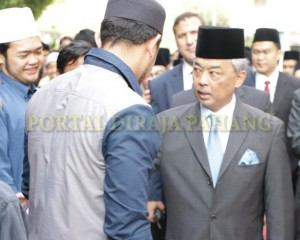 Tengku Mahkota  Pahang – Mesir  –  6