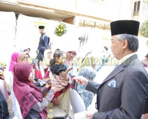 Tengku Mahkota  Pahang – Mesir  –  60
