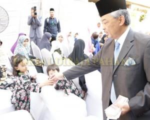 Tengku Mahkota  Pahang – Mesir  –  61