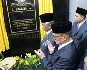 Tengku Mahkota  Pahang – Mesir  –  65