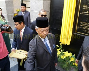 Tengku Mahkota  Pahang – Mesir  –  68