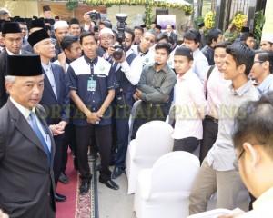 Tengku Mahkota  Pahang – Mesir  –  75