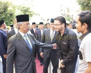 Tengku Mahkota  Pahang – Mesir  –  79