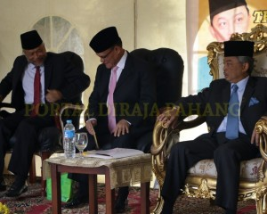Tengku Mahkota  Pahang – Mesir  –  8
