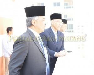 Tengku Mahkota  Pahang – Mesir  –  82