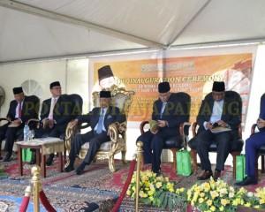 Tengku Mahkota  Pahang – Mesir  –  9