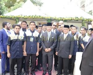 Tengku Mahkota  Pahang – Mesir  –  91