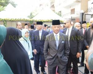 Tengku Mahkota  Pahang – Mesir  –  92