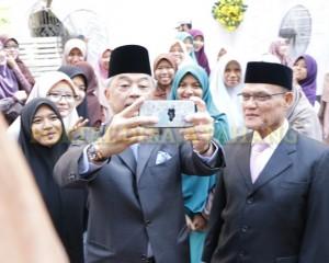 Tengku Mahkota  Pahang – Mesir  –  93