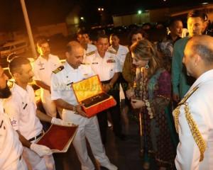 Lawatan Operasi Kapal APM Pakistan (1)