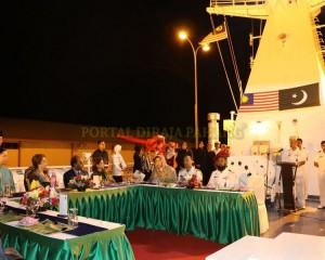 Lawatan Operasi Kapal APM Pakistan (4)