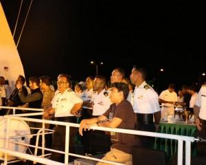 Lawatan Operasi Kapal APM Pakistan (5)