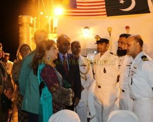 Lawatan Operasi Kapal APM Pakistan (6)