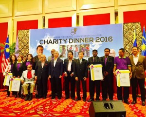Tengku Mahkota Pahang Hadir Malam Amal Rda (10)