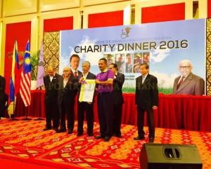 Tengku Mahkota Pahang Hadir Malam Amal Rda (11)