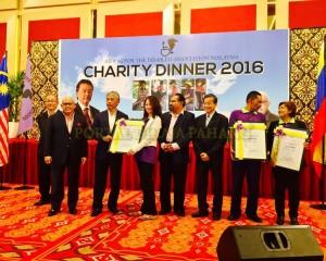 Tengku Mahkota Pahang Hadir Malam Amal Rda (13)