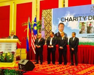 Tengku Mahkota Pahang Hadir Malam Amal Rda (15)