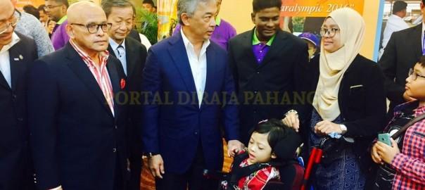 Tengku Mahkota Pahang Hadir Malam Amal Rda (17)