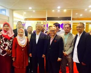 Tengku Mahkota Pahang Hadir Malam Amal Rda (18)