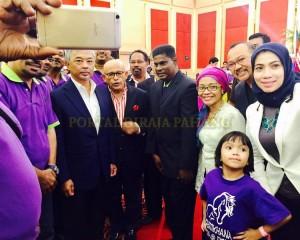 Tengku Mahkota Pahang Hadir Malam Amal Rda (20)