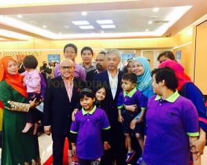 Tengku Mahkota Pahang Hadir Malam Amal Rda (23)