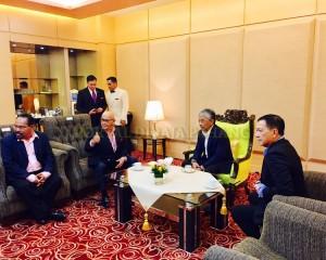 Tengku Mahkota Pahang Hadir Malam Amal Rda (3)