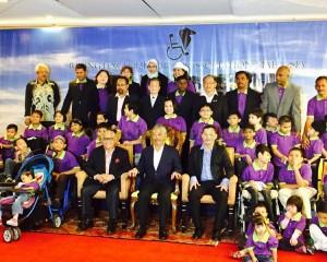 Tengku Mahkota Pahang Hadir Malam Amal Rda (4)