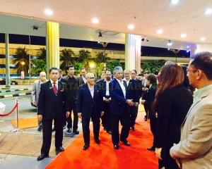Tengku Mahkota Pahang Hadir Malam Amal Rda (6)