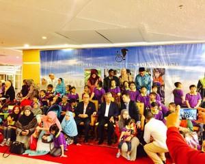 Tengku Mahkota Pahang Hadir Malam Amal Rda (7)