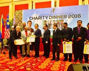 Tengku Mahkota Pahang Hadir Malam Amal Rda (8)