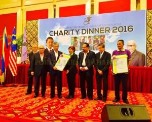 Tengku Mahkota Pahang Hadir Malam Amal Rda (9)