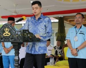YM Tengku Hassanal Rasmi AMG Kohort IX (11)