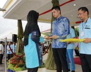 YM Tengku Hassanal Rasmi AMG Kohort IX (13)