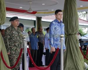 YM Tengku Hassanal Rasmi AMG Kohort IX (2)