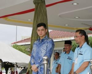 YM Tengku Hassanal Rasmi AMG Kohort IX (24)