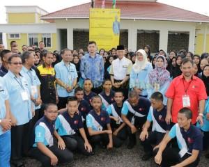 YM Tengku Hassanal Rasmi AMG Kohort IX (29)